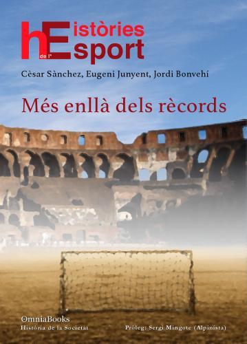Portada de Històries de l'esport. Més enllà dels rècords