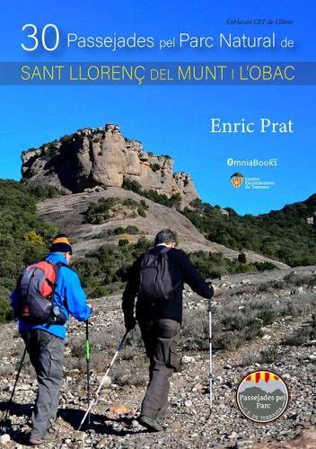 Portada de 30 Passejades pel Parc Natural de Sant Llorenç de Munt i l'Obac