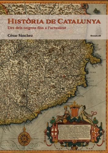 Portada de Història de Catalunya: Des dels orígens fins a l'actualitat