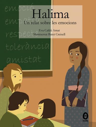 Portada de Halima - Un relat sobre les emocions