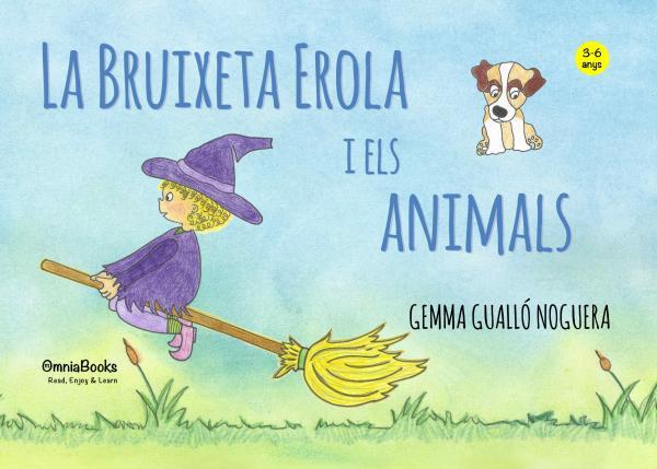 La bruixeta Erola i els animals