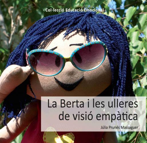Portada de La Berta i les ulleres de visió empàtica