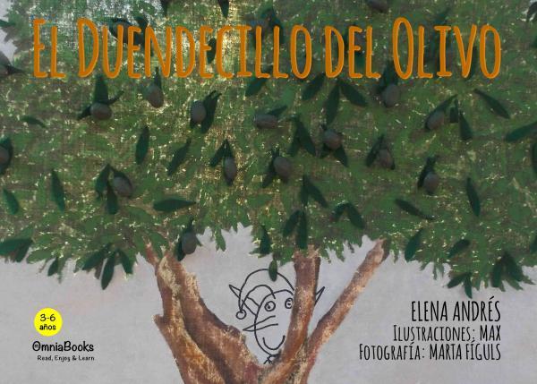 Portada de El duendecillo del olivo