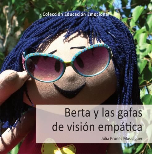 Portada de Berta y las gafas de visión empática
