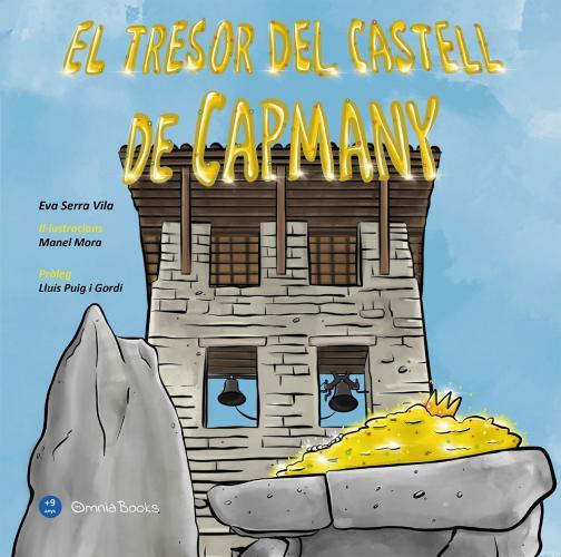 Portada de El tresor del castell de Capmany