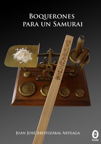Portada de Boquerones para un Samurai