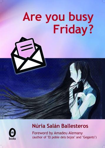 Portada de Are you busy Friday?