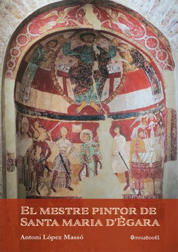 Portada de El mestre pintor de Santa Maria d'Ègara